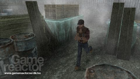 silent hill 2 ps2 gameplay