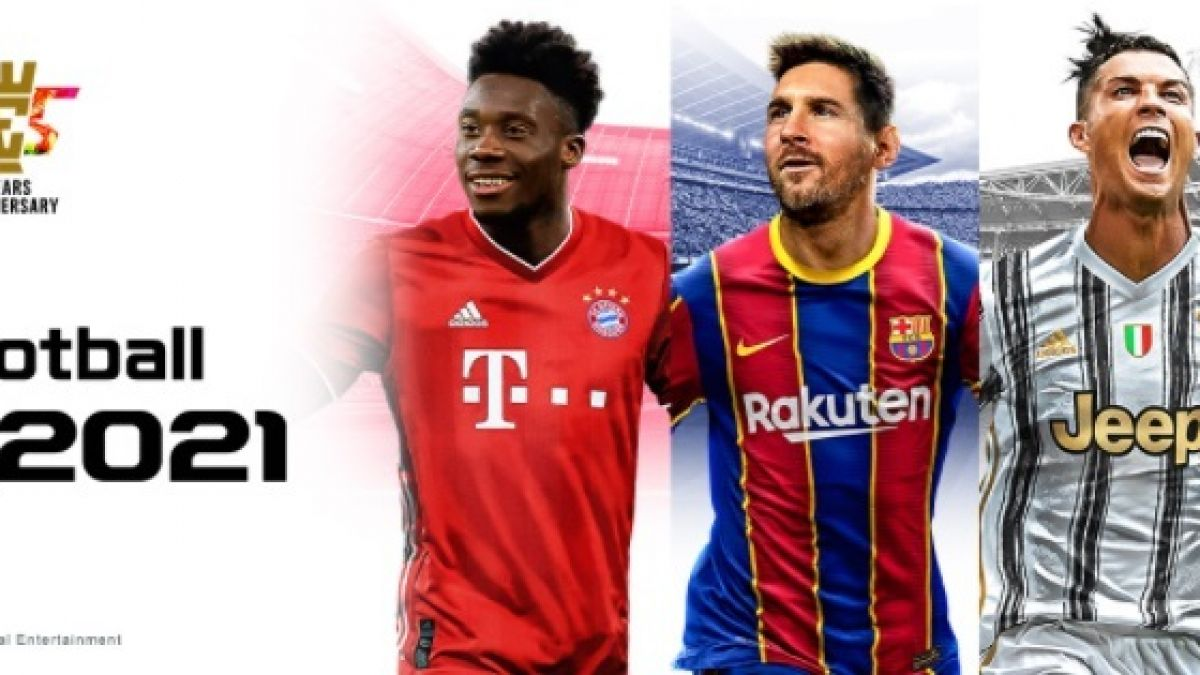 eFootball PES 2021 Mobile confirmed for late October