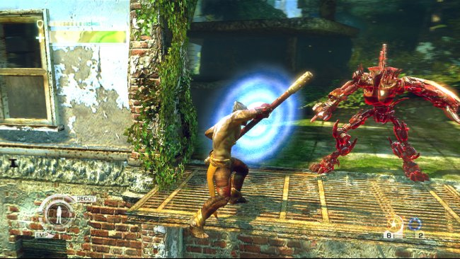 Enslaved: Odyssey to the West Review - Gamereactor