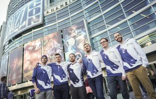 Team Liquid releases Heroes of the Storm team