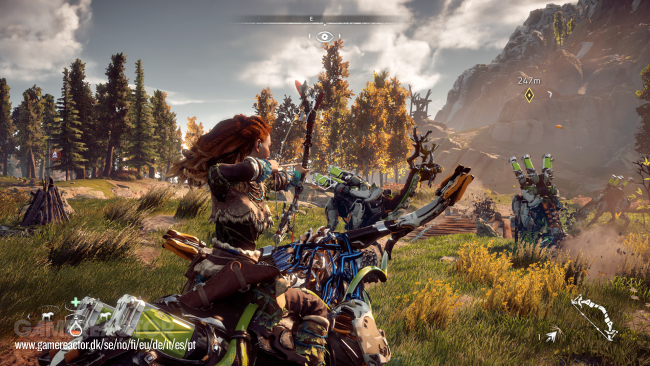 Horizon: Zero Dawn - Hands-On Impressions