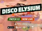 Patch 1.3 is out now for Disco Elysium - The Final Cut on PlayStaion consoles