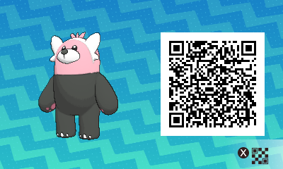 players help to fulfill list of pokémon sun moon qr codes