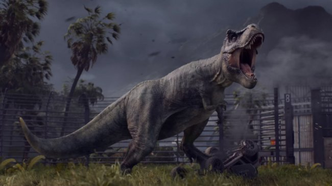 Jurassic World Evolution returns to Jurassic Park next month