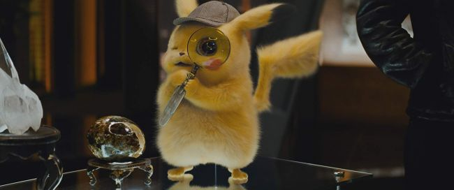 Detective Pikachu is now the highest grossing video game film