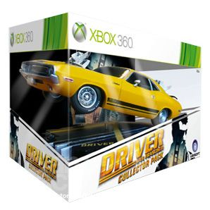 Driver Sf Collector S Edition Driver San Francisco Gamereactor