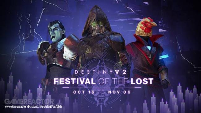 Festival of the Lost kicks off in Destiny 2 today