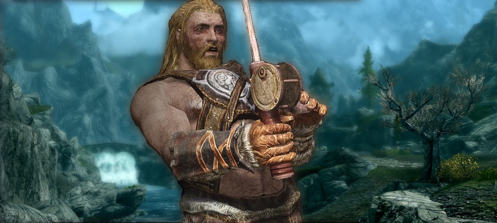 Skyrim best nord character creation