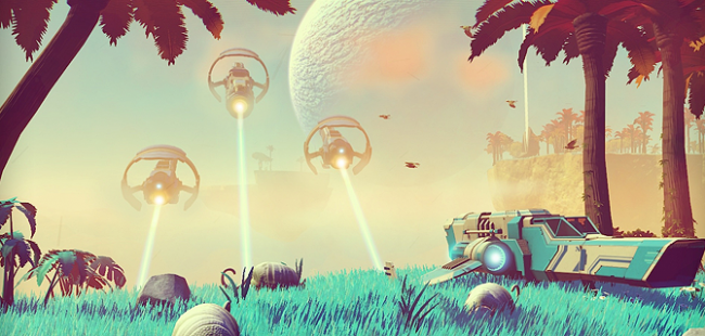 Official: No Man's Sky delayed until August