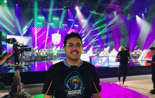 Rogue signs Manchester Champions Cup winner MSDossary