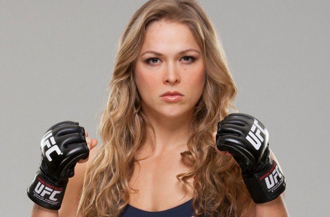 Ronda Rousey signs streaming deal with Facebook Gaming