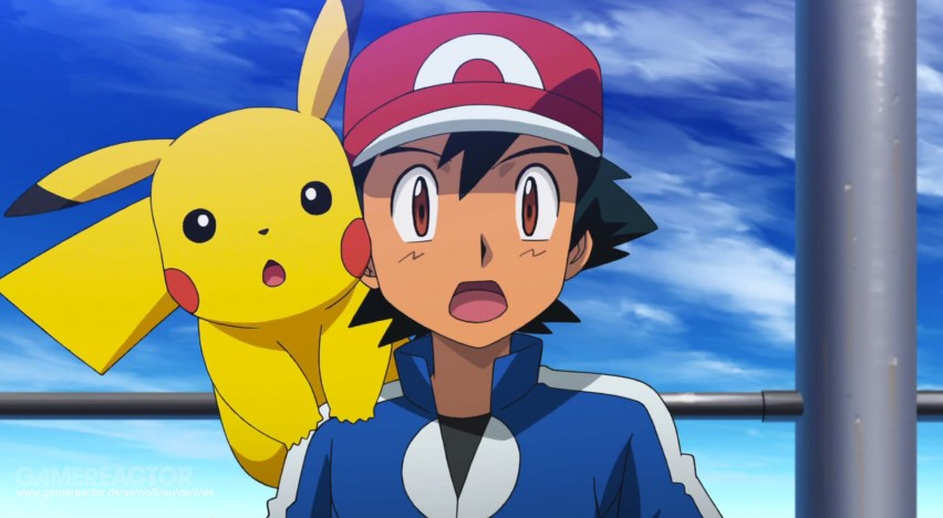 Sweet Clip For Pokemon The Movie Hoopa And The Clash Of Ages