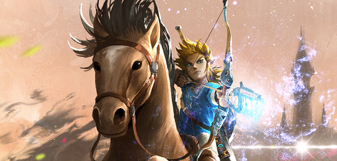 The first The Legend of Zelda: Breath of the Wild DLC detailed