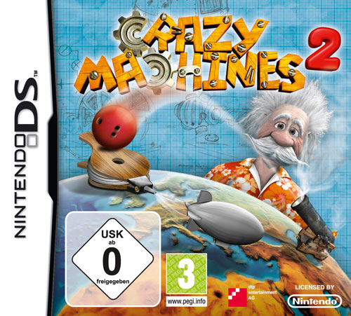 Crazy Machines 2 DS