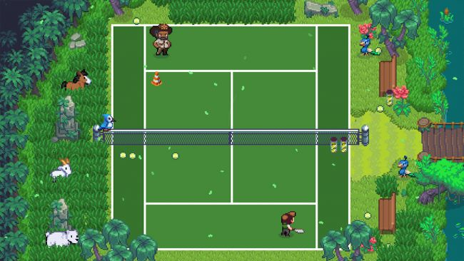Golf Story getting sequel Sports Story