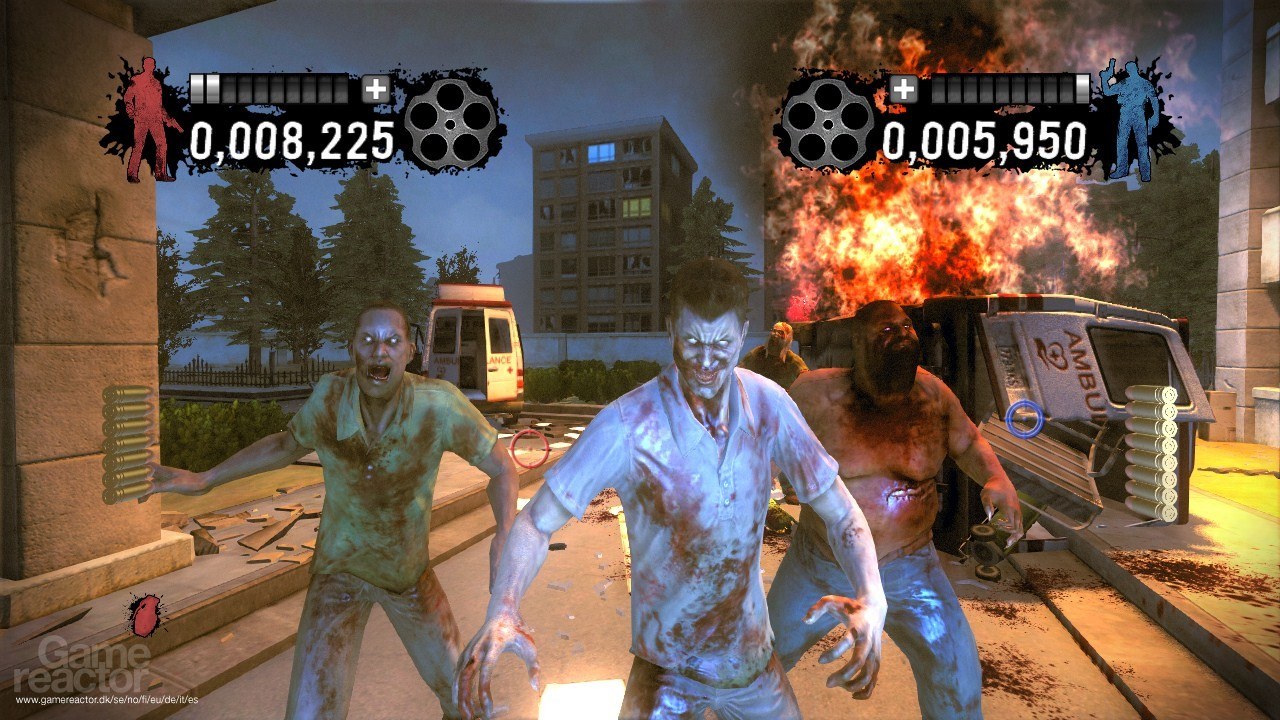 The House Of The Dead Overkill Extended Cut Review Gamereactor