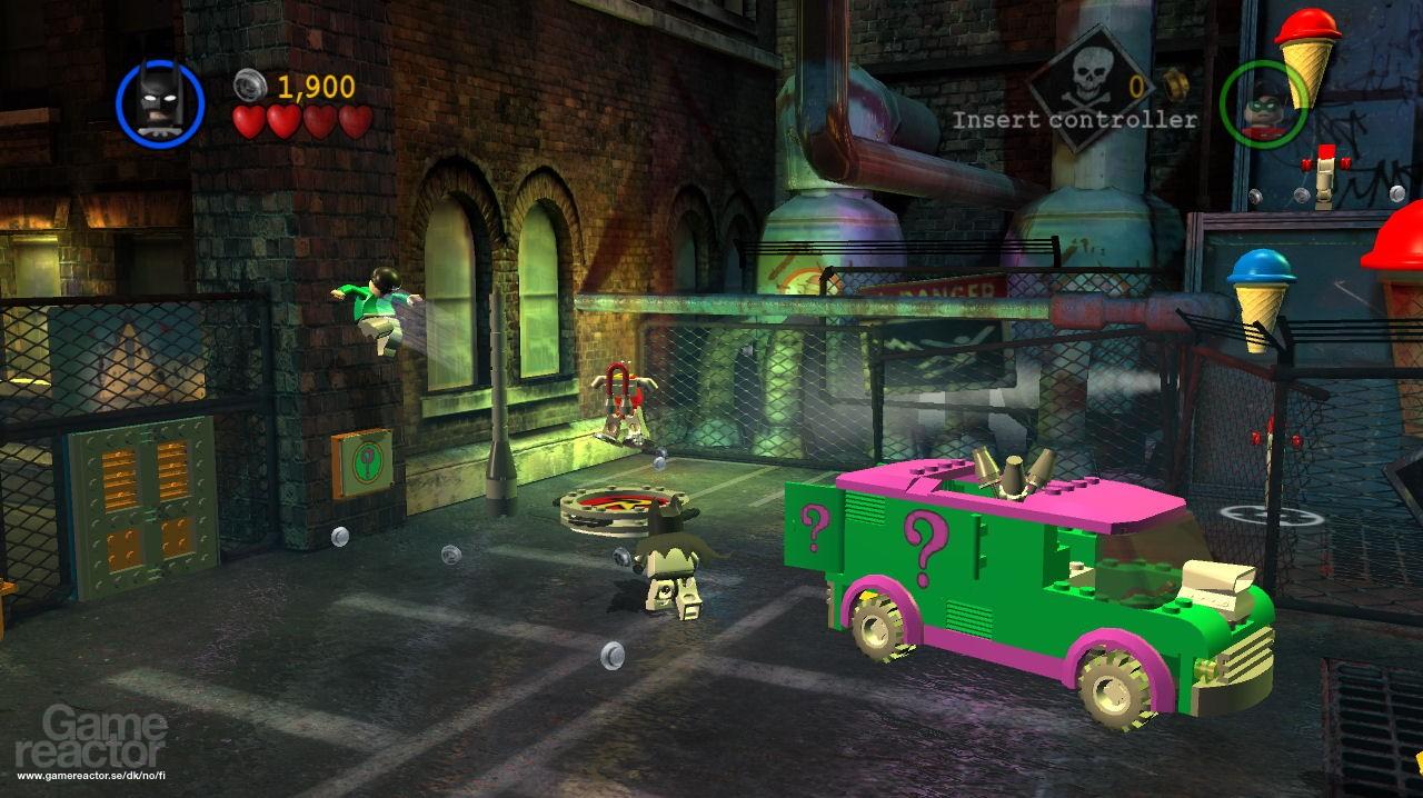 Crack Lego Batman 3 Beyond
