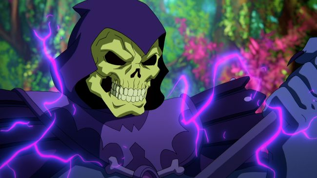 Netflix shares a sneak peak of the new He-Man series