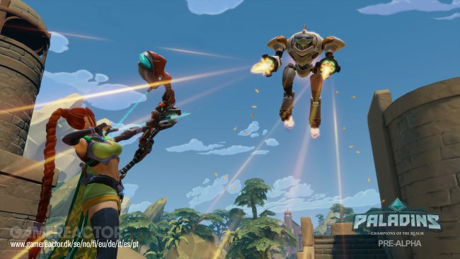 Paladins: Champions of the Realm Beta Impressions