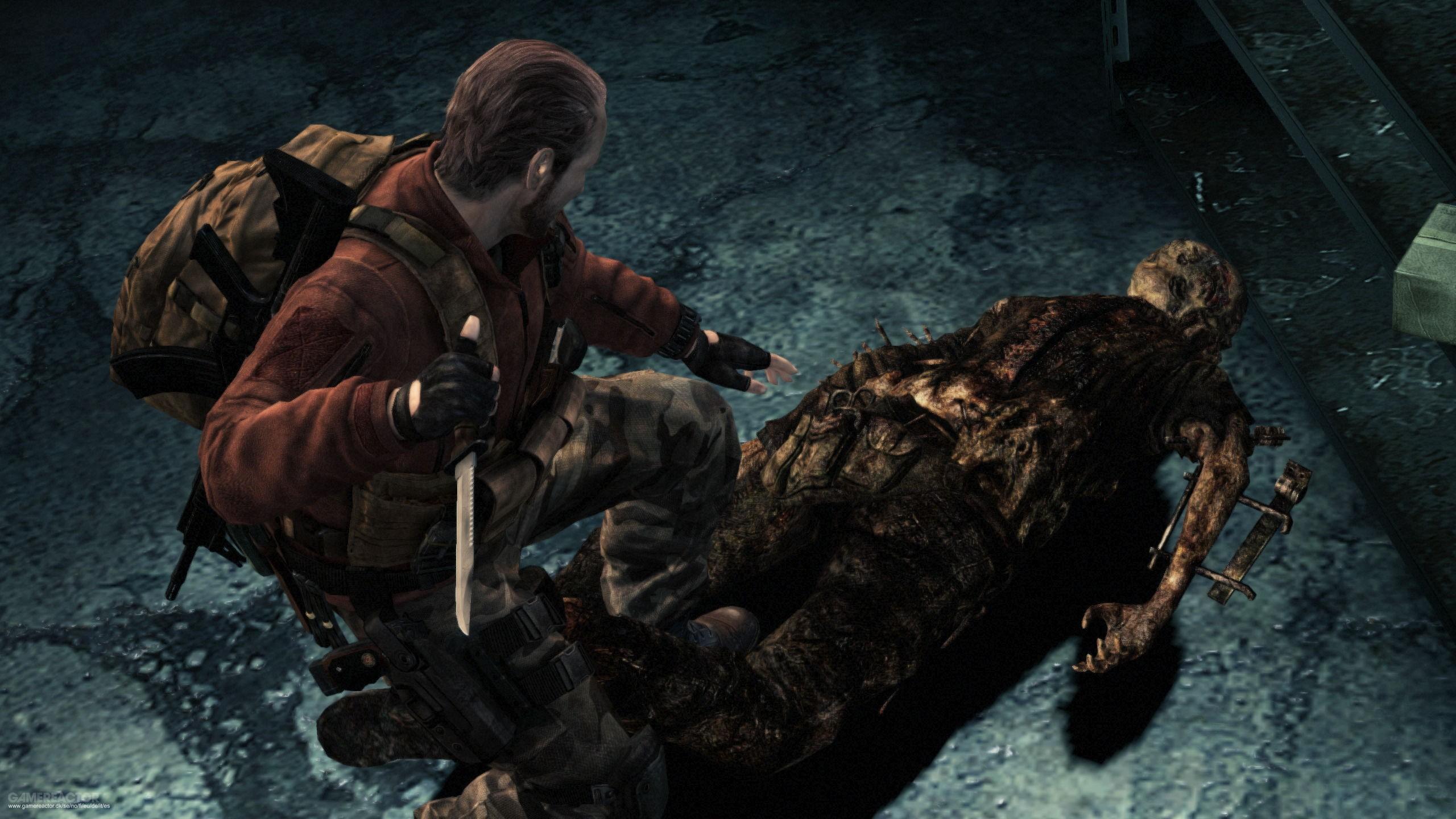 Resident Evil Revelations 2 Episode 1 Review