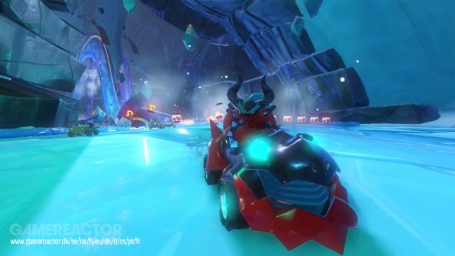 "Team Sonic Racing ""actually feels like you're working with teammates"""