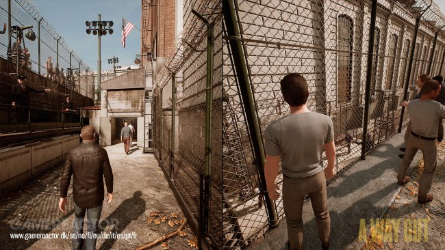 A Way Out - Hands-On Impressions Preview