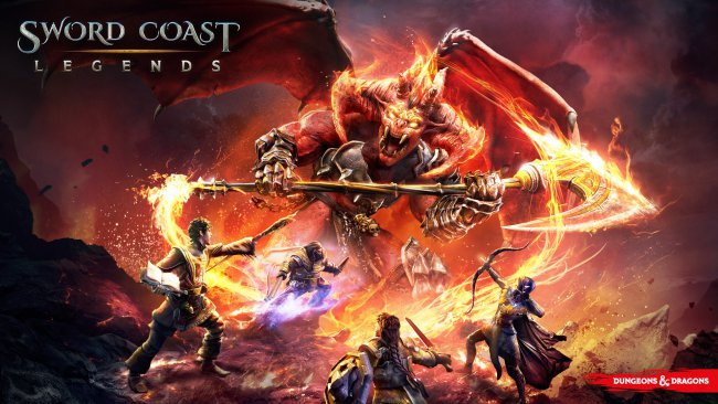 Sword Coast Legends arrives on consoles this spring