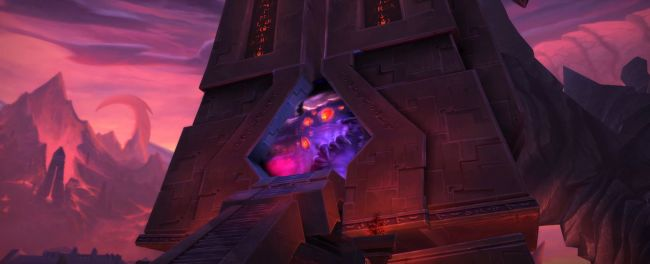 Blizzard on WoW: Battle for Azeroth - Visions of N'Zoth