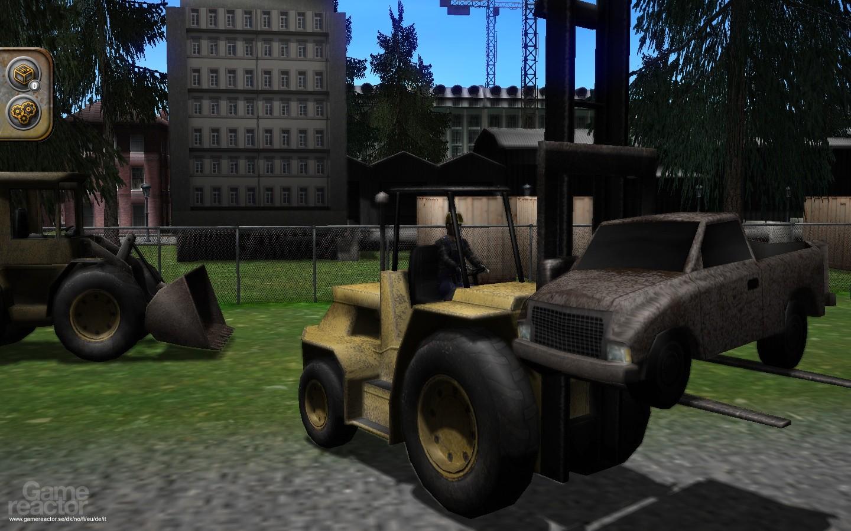 schrottplatz simulator