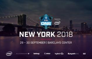 ESL One New York returns for another year