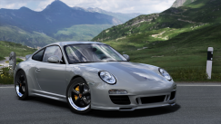 Porsche returns to Forza: screens