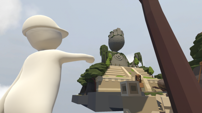 Human: Fall Flat gets new level and Christmas skins
