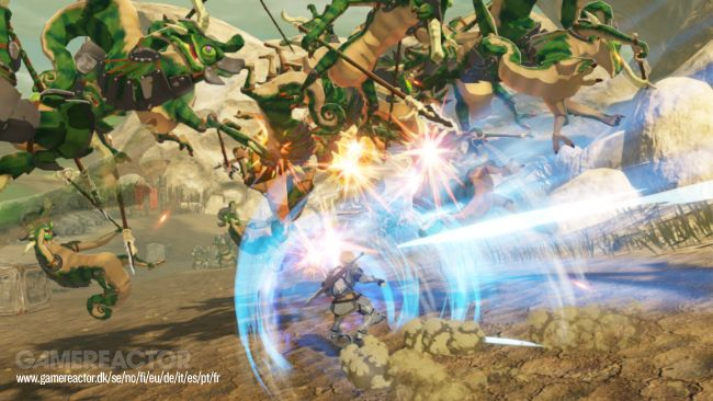 Hyrule Warriors Age Of Calamity Review