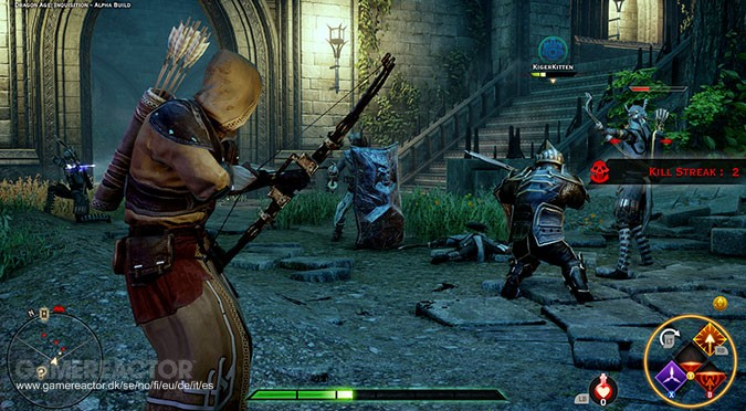 Dragon Age: Inquisition suffers major issues on Xbox 360