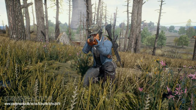 Chinese PUBG-inspired mobile game emerges