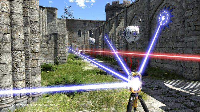 The Talos Principle arrives on Nintendo Switch