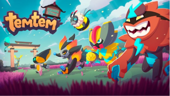 Temtem is receiving its most substantial update to date later today