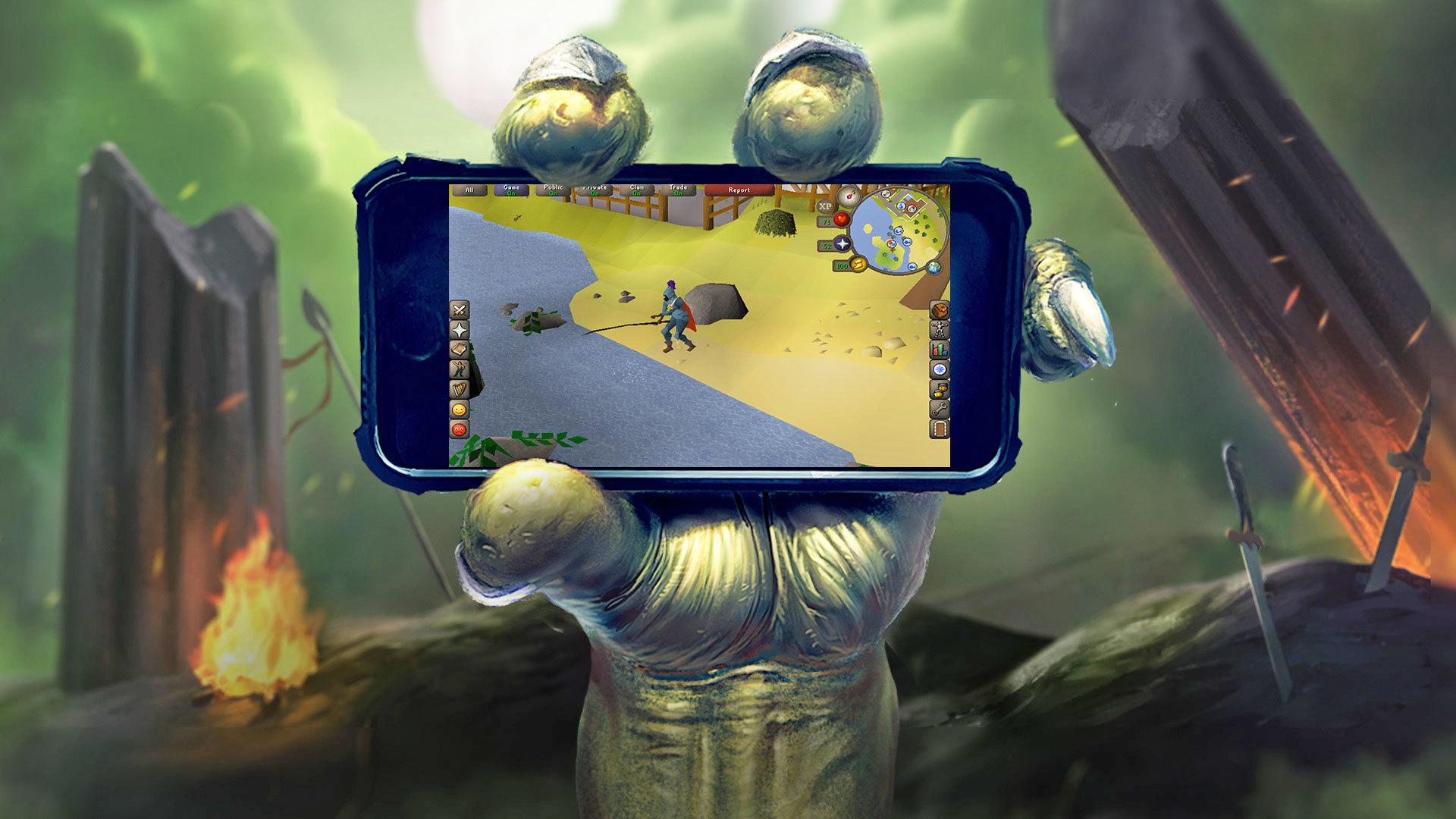 RuneScape Mobile Hands-On & RuneFest 2017