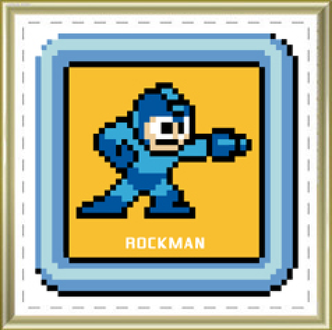Mega Man to be featured on Japanese stamps