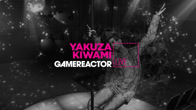 Today on GR Live: Yakuza Kiwami on PC
