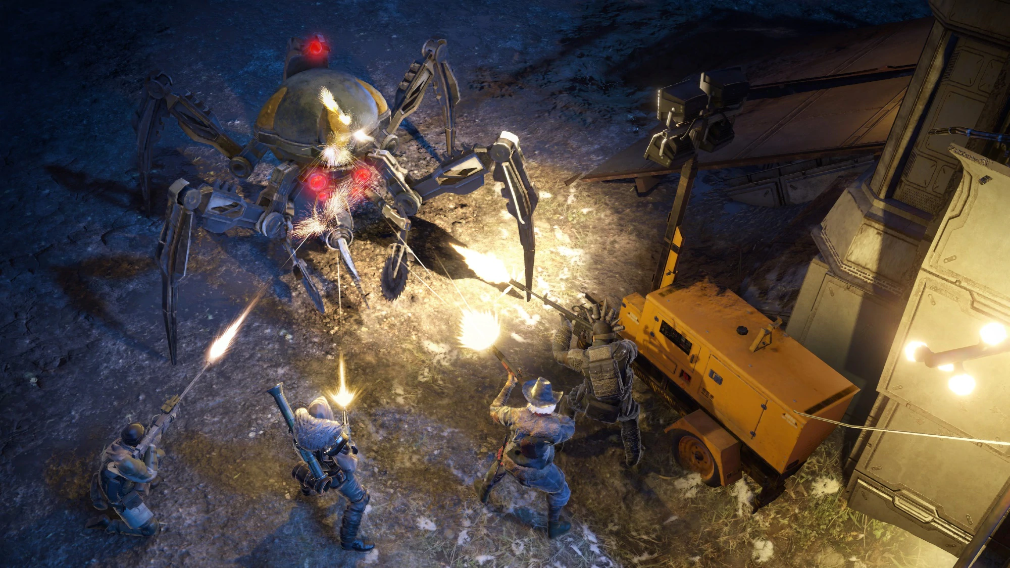 InXile Entertainment now has 100 employees - Wasteland 3 - Gamereactor