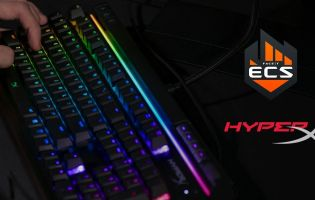 HyperX revealed as sponsor for ECS competition