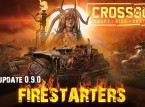 Crossout's seventh faction are called Firestarters
