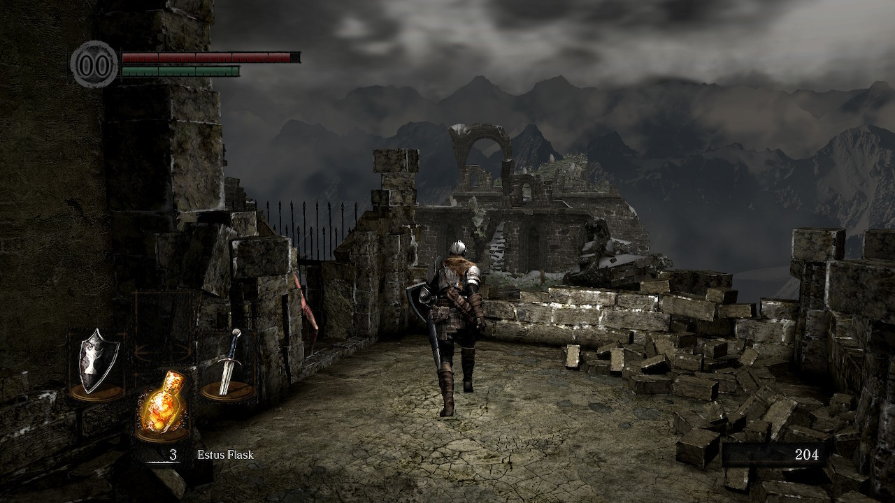 Dark Souls: Remastered (Switch) Review - Gamereactor