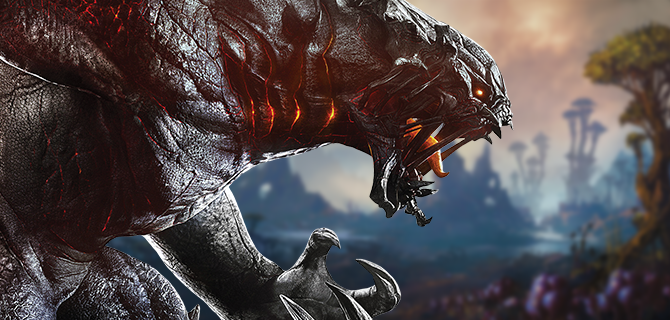 Evolve is free with Games with Gold next month