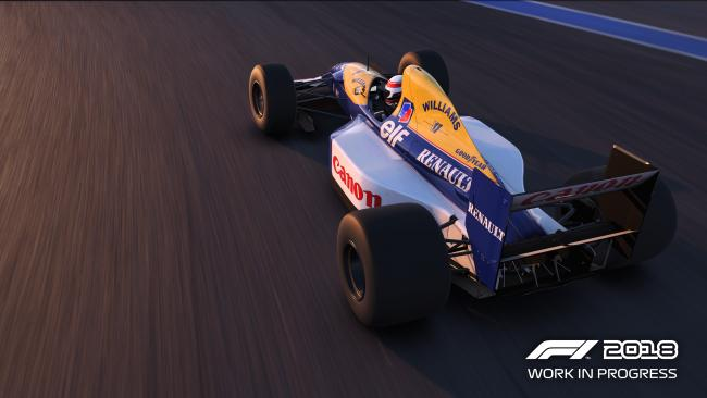 New F1 2018 trailer mixes music with racing