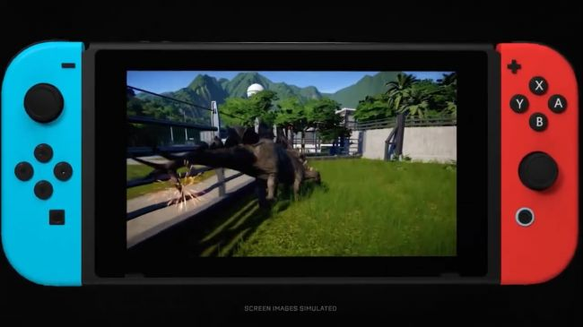Jurassic World Evolution: Complete Edition for Switch hands-on impressions