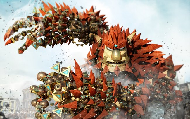 Knack 2 has been made official at PSX