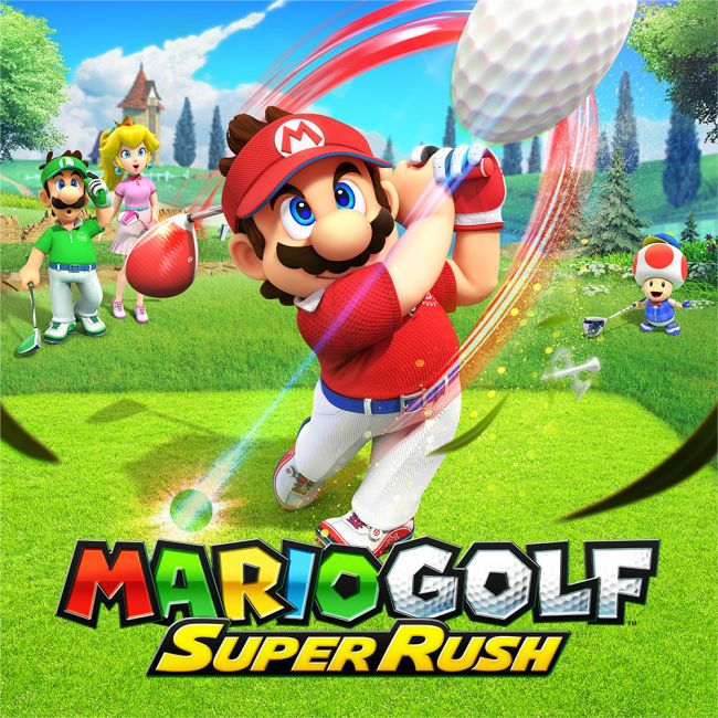 Mario Golf: Super Rush trailer gathers all you need to know