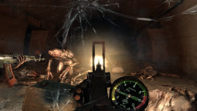Glory to Gaming: Metro 2033 Review